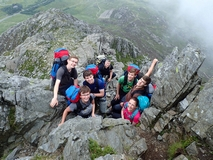 Introduction to Mountain Scrambling (IMS)