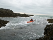 Introduction to Sea Kayaking (ISK)